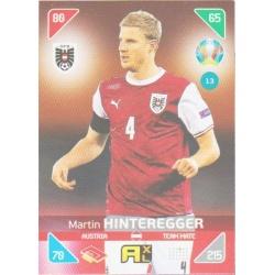 Martin Hinteregger Austria 13