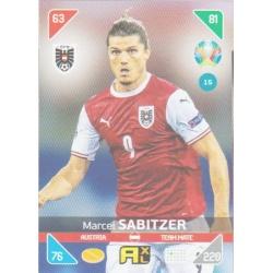 Marcel Sabitzer Austria 15