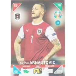 Marko Arnautovic Austria 18