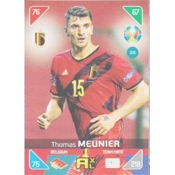 Thomas Meunier Bélgica 20