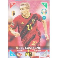 Timothy Castagne Bélgica 21