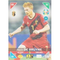 Kevin De Bruyne Bélgica 22