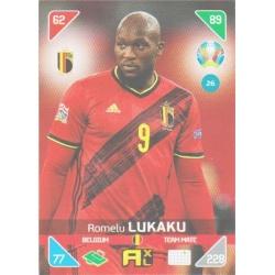 Romelu Lukaku Bélgica 26