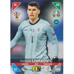 Dominic Livaković Croacia 28