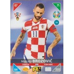 Marcelo Brozović Croacia 33
