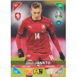 Jakob Jankto República Checa 40