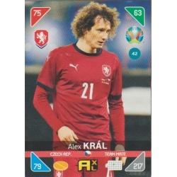 Alex Král República Checa 42