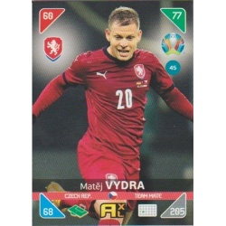Matěj Vydra República Checa 45