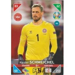 Kasper Schmeichel Dinamarca 46