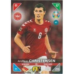 Andreas Christensen Dinamarca 47