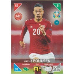 Yussuf Poulsen Dinamarca 51