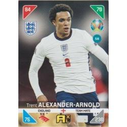 Trent Alexander-Arnold Inglaterra 58