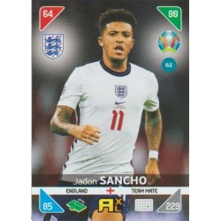Jadon Sancho Inglaterra 62