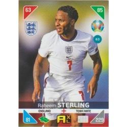 Raheem Sterling Inglaterra 63