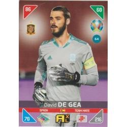 David De Gea España 64