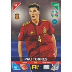 Pau Torres España 65