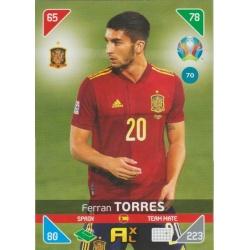 Ferran Torres España 70