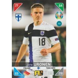 Jere Uronen Finlandia 73