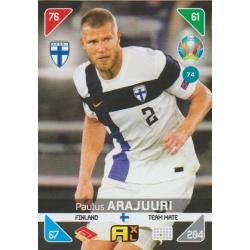 Paulus Arajuuri Finlandia 74