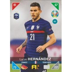 Lucas Hernández Francia 82