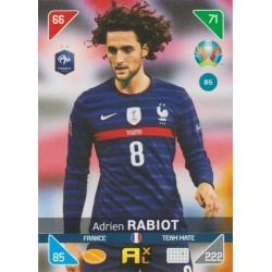 Adrien Rabiot Francia 85