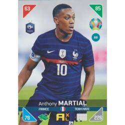 Anthony Martial Francia 88