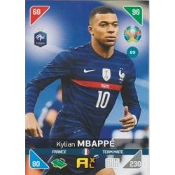 Kylian Mbappé Francia 89