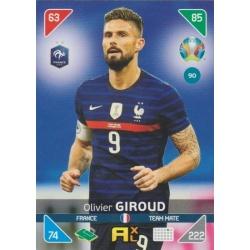 Olivier Giroud Francia 90