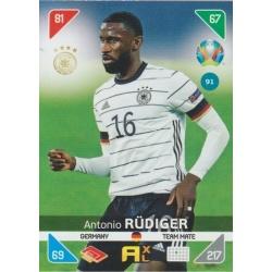 Antonio Rüdiger Alemania 91