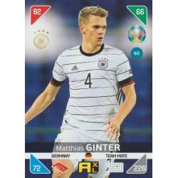 Matthias Ginter Alemania 92