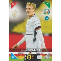 Julian Brandt Alemania 94