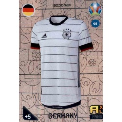Second Skin Alemania 95