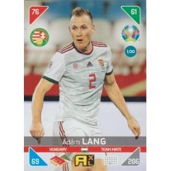 Ádám Lang Hungria 100
