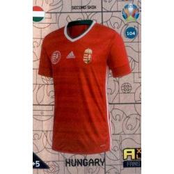 Second Skin Hungria 104