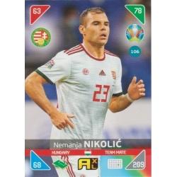 Nemanja Nikolić Hungria 106