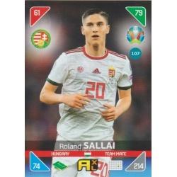 Roland Sallai Hungria 107