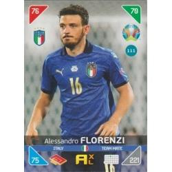Alessandro Florenzi Italia 111