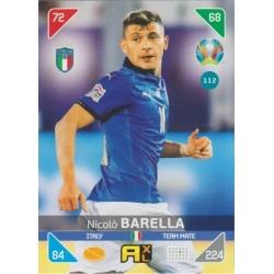 Nicolò Barella Italia 112