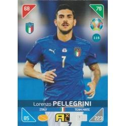 Lorenzo Pellegrini Italia 115