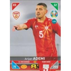 Arijan Ademi Macedonia del Norte 120