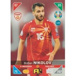 Boban Nikolov Macedonia del Norte 125