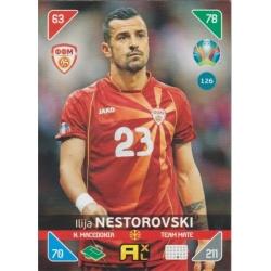 Ilija Nestorovski Macedonia del Norte 126