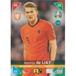 Matthijs de Ligt Holanda 128