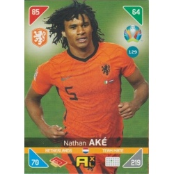 Nathan Aké Holanda 129