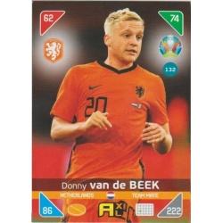 Donny van de Beek Holanda 132