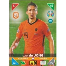 Luuk de Jong Holanda 133