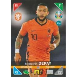 Memphis Depay Holanda 134