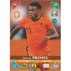 Quincy Promes Holanda 135