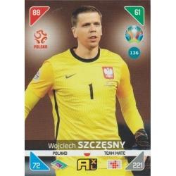 Wojciech Szczęsny Polonia 136