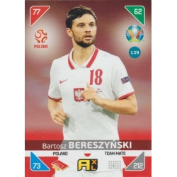 Bartosz Bereszyński Polonia 139